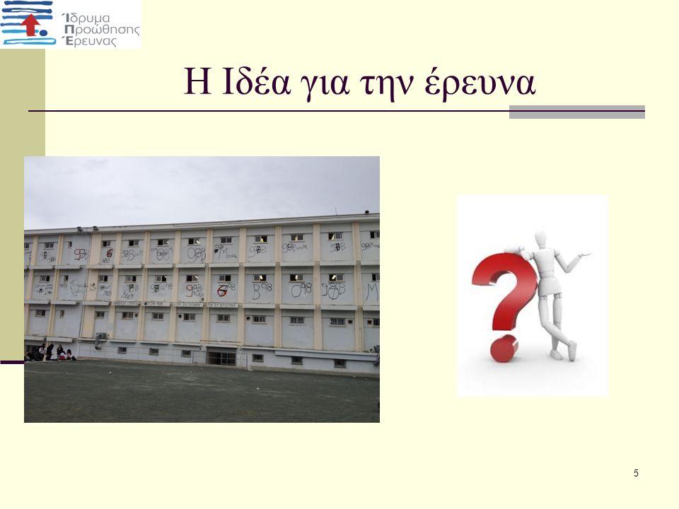 5 H Ιδέα για την έρευνα