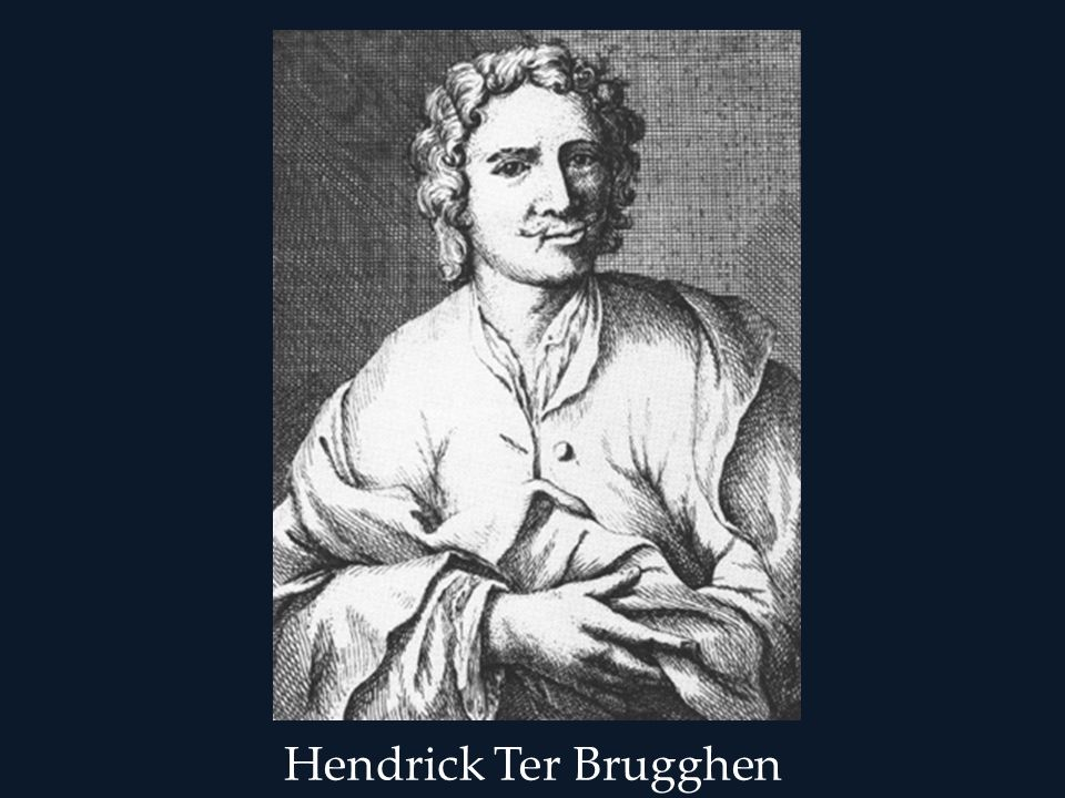 Hendrick Ter Βrugghen
