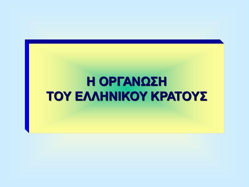 ΠΑΡΑΔΕΙΓΜΑΤΑ ΟΡΓΑΝΩΤΙΚΗΣ ΔΟΜΗΣ