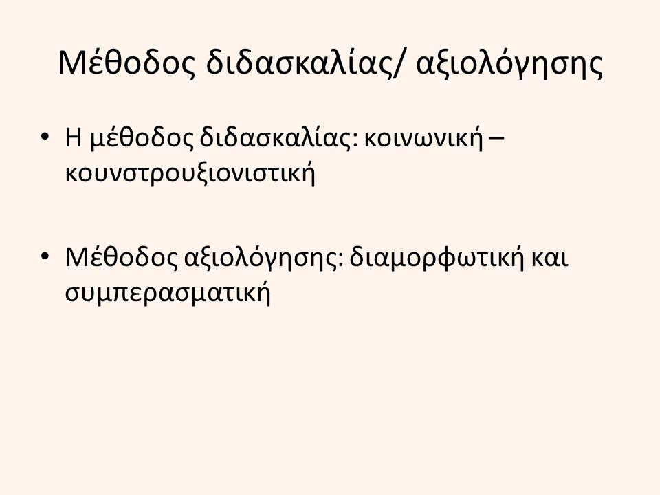 Βασική βιβλιογραφία Χαλκιά, Κ.(2011). Διδάσκοντας Φυσικές Επιστήμες.