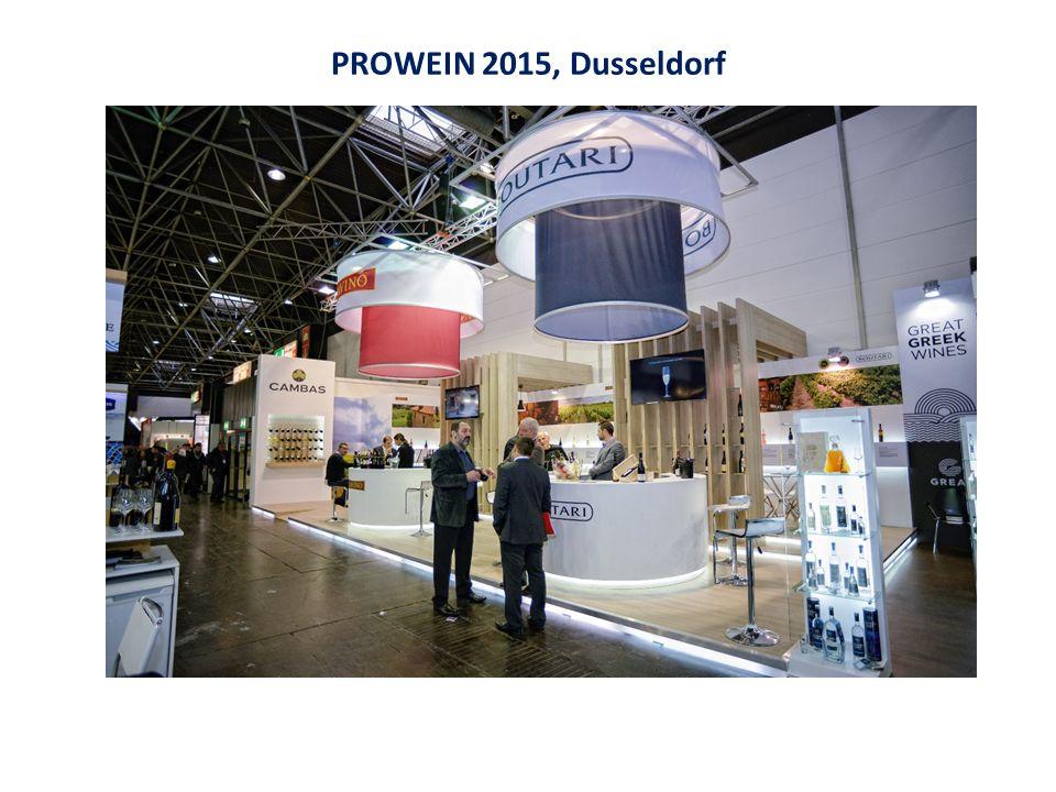 PROWEIN 2015, Dusseldorf