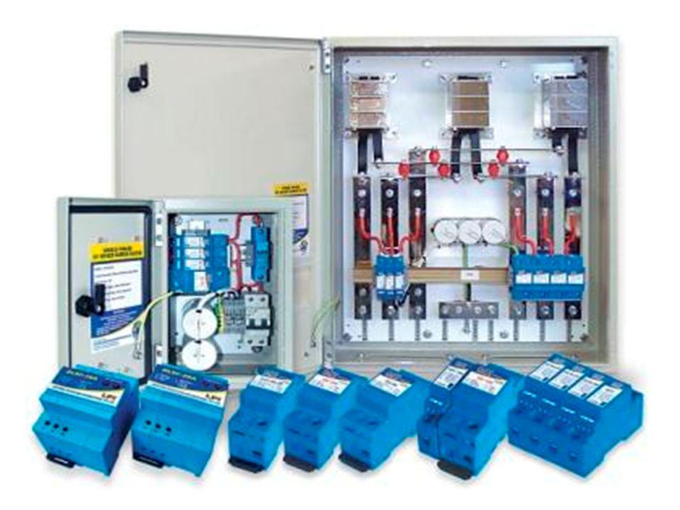 Στο εσωτερικό μιας ηλεκτρικής εγκατάστασης έχουμε την επιλογή της αντικεραυνικής προστασίας με τα αντικεραυνικά ράγας, τα αντικεραυνικά δηλαδή που τοποθετούνται στον ηλεκτρικό πίνακα της εγκατάστασης.