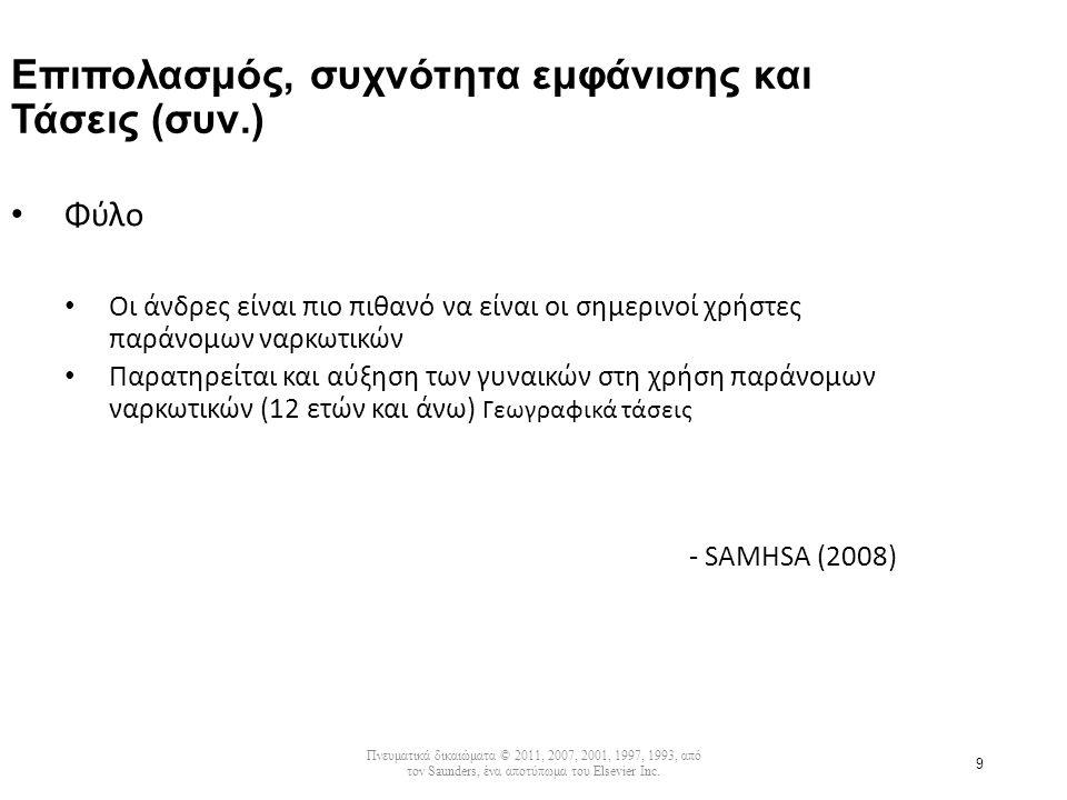 Πνευματικά δικαιώματα © 2011, 2007, 2001, 1997, 1993, από τον Saunders, ένα αποτύπωμα του Elsevier Inc.