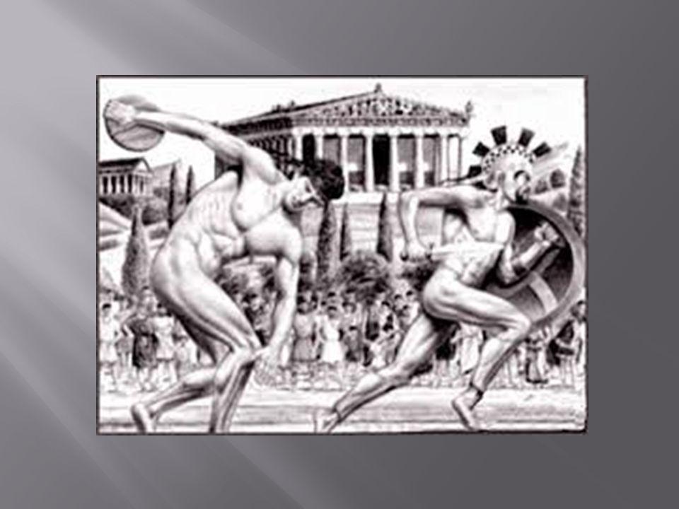  Σύμβολο των Ολυμπιακών Αγώνων.