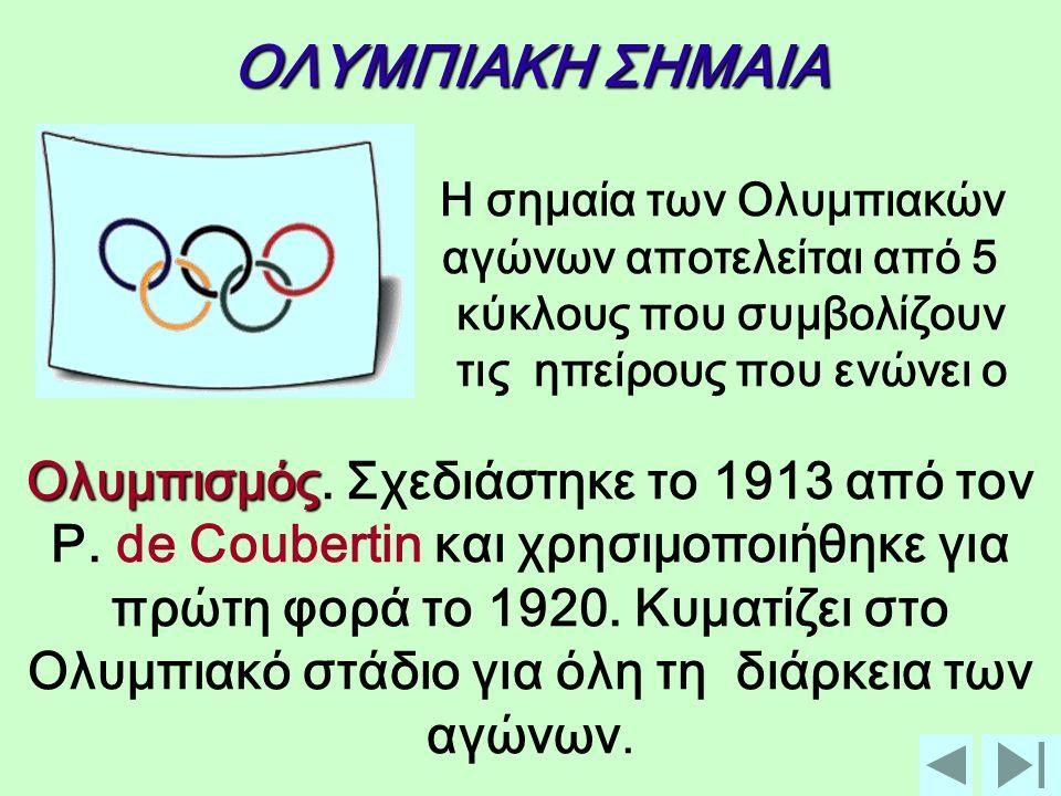 Αμβέρσα 1920 1920 - ΒΕΛΓΙΟ Άψογη ήταν η διοργάνωση των Ολυμπιακών αγώνων με 2.543 αθλητές και 64 αθλήτριες.