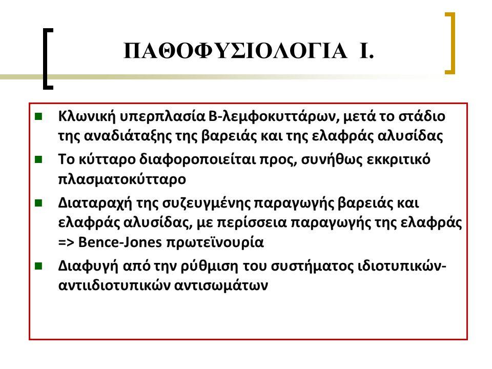 ΠΑΘΟΦΥΣΙΟΛΟΓΙΑ Ι.