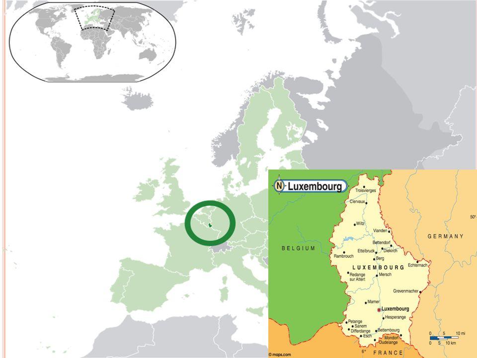 Π ΟΛΙΤΙΣΜΟΣ Το Λουξεμβούργο, όπως και οι περισσότερες χώρες της Ευρώπης, έχει σπουδαίο πολιτισμό και προσπαθεί να δώσει ΄τα φώτα΄ και στους μικρότερους ηλικιακά ανθρώπους,με τη βοήθεια πολλών μεγάλων και εξαιρετικά επιβλητικών μουσείων.