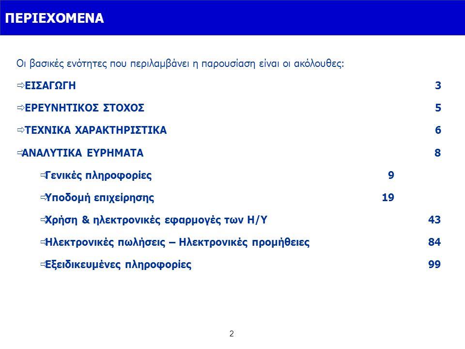 113 % Δεκτή πολλαπλότητα απαντήσεων Ερ.