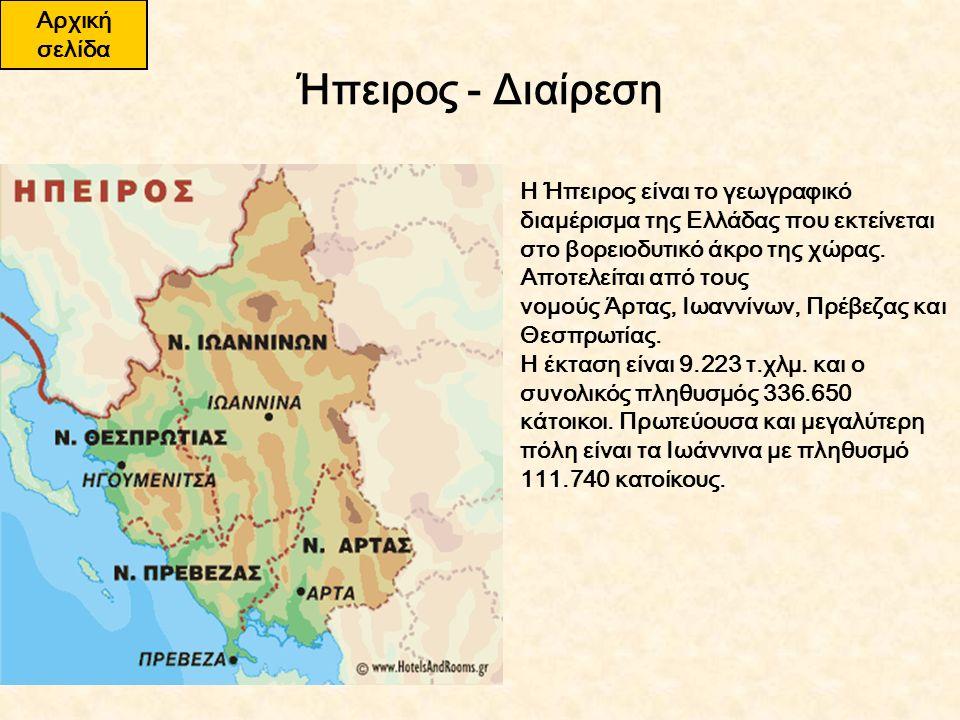 Αρχική σελίδα Χάρτης