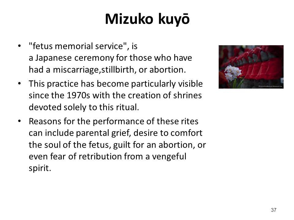 Mizuko kuyō