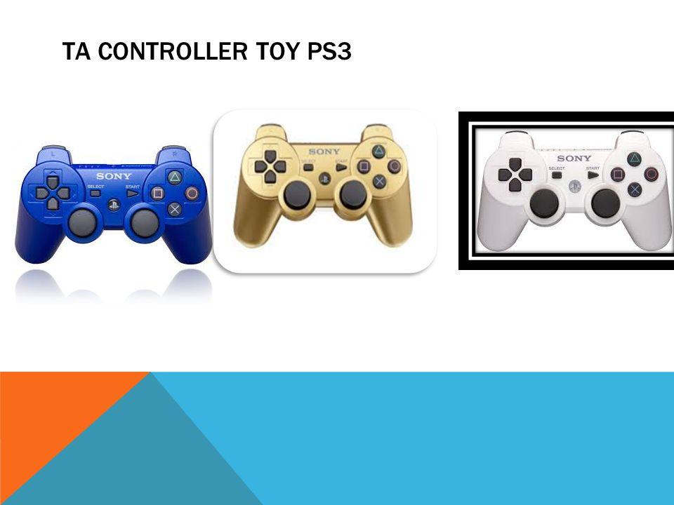 ΤΑ CONTROLLER ΤΟΥ PS3