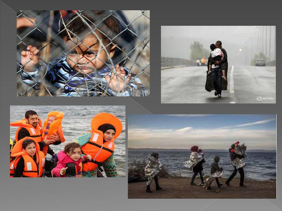 Έλληνες πρόσφυγες