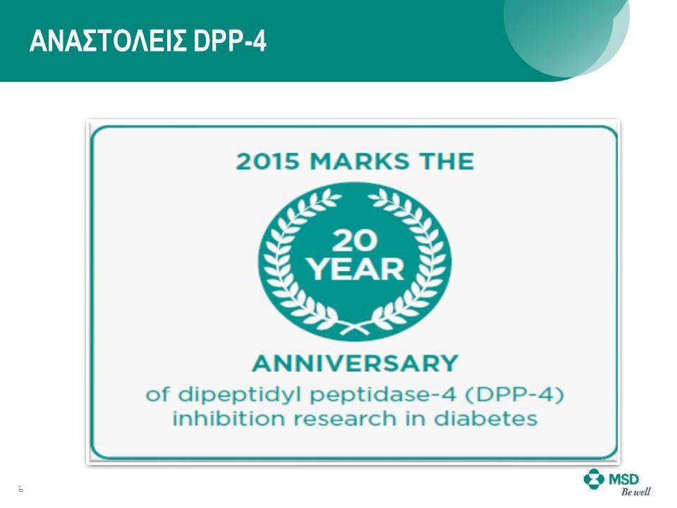 ΑΝΑΣΤΟΛΕΙΣ DPP-4 6