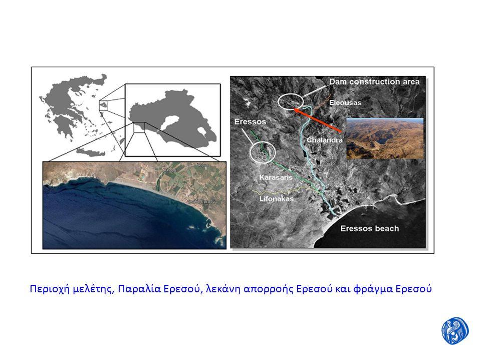 Σύνοψη Το πρόβλημα της διάβρωσης της Παραλίας Ερεσού Προταθείσες λύσεις 2010 Μελέτη Πανεπιστήμιου Αιγαίου 2010-2015 Πρόγραμμα ΕΟΧ 2016 (Τελικό Παραδοτέο) Πρόταση για περαιτέρω έρευνα
