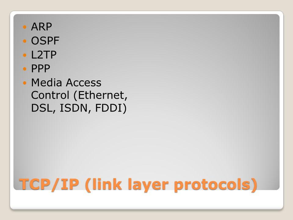Βιβλιογραφία Casad J.(2004). Μάθετε το TCP/IP σε 24 ώρες.