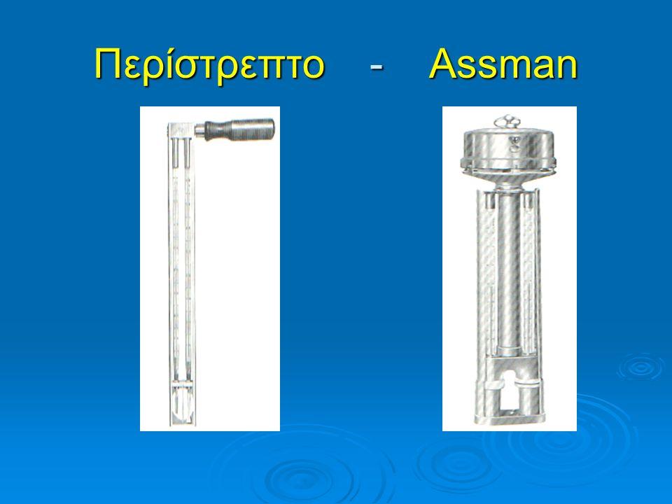 Περίστρεπτο - Assman