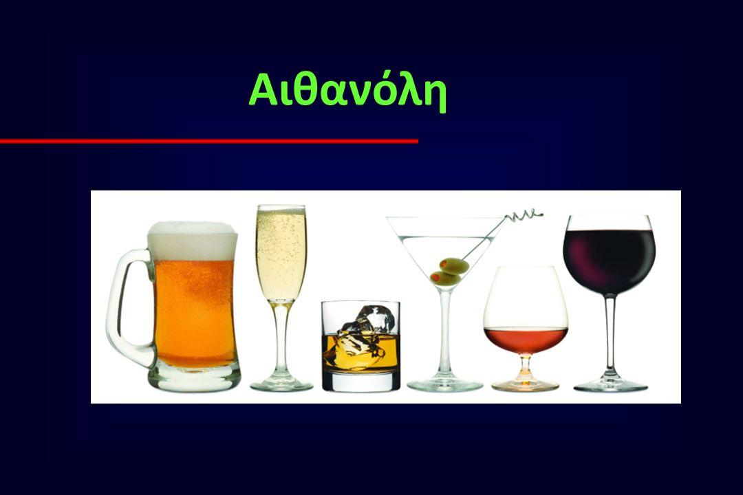 Οξεία δηλητηρίαση (μέθη) Ήπια μικτή οξέωση Μεταβολική αλκάλωση;;; Γαλακτική Κετοξέωση