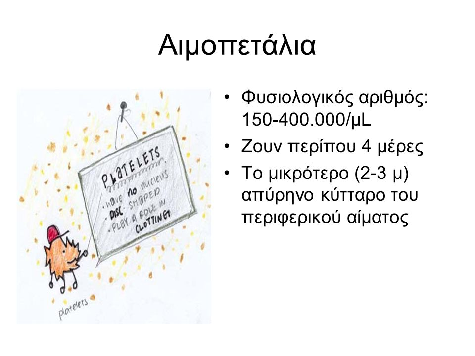 Θεραπεία θρομβοπενίας
