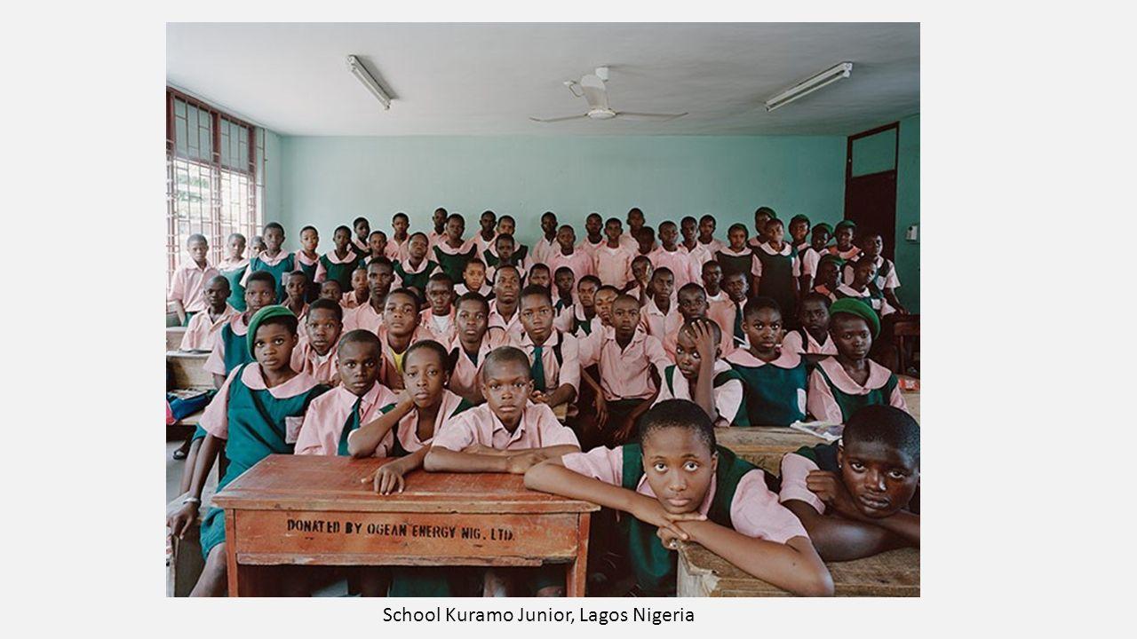 School Kuramo Junior, Lagos Nigeria