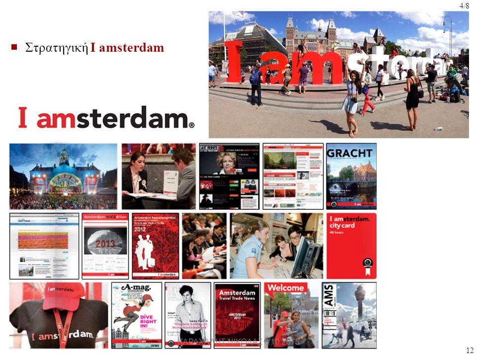 Στρατηγική I amsterdam 12 4/8 ΚΑΡΑΧΑΛΗΣ ΝΙΚΟΛΑΣ 8.10.2015