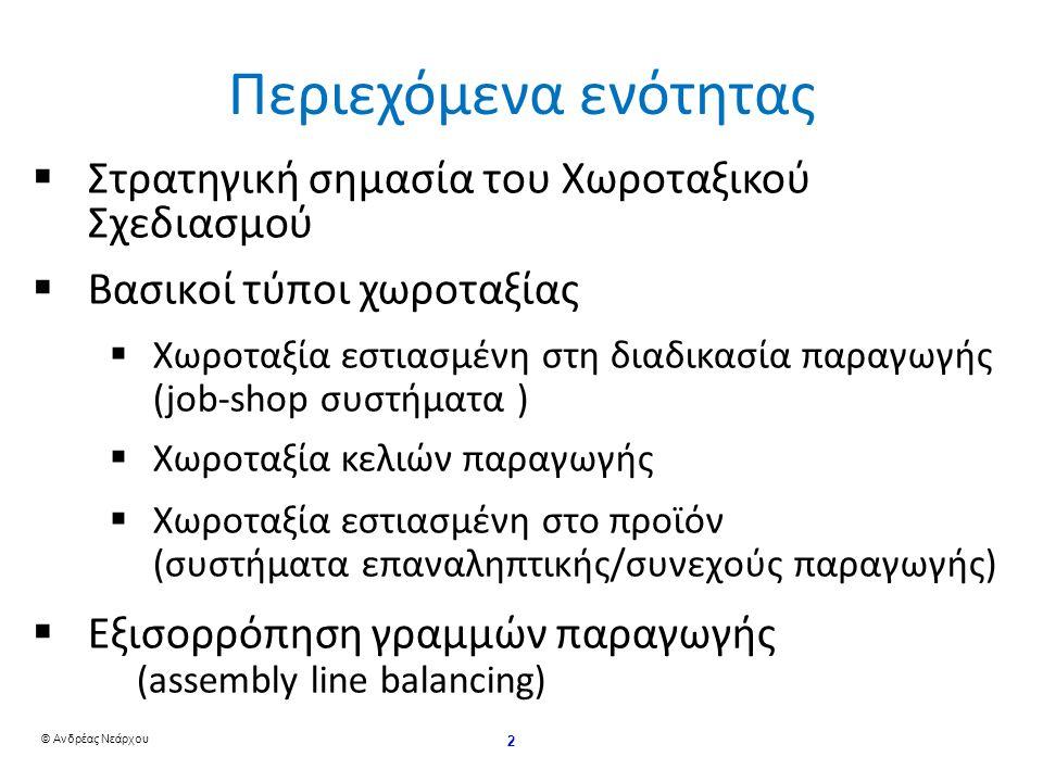 © Ανδρέας Νεάρχου 43 Τέλος Ενότητας