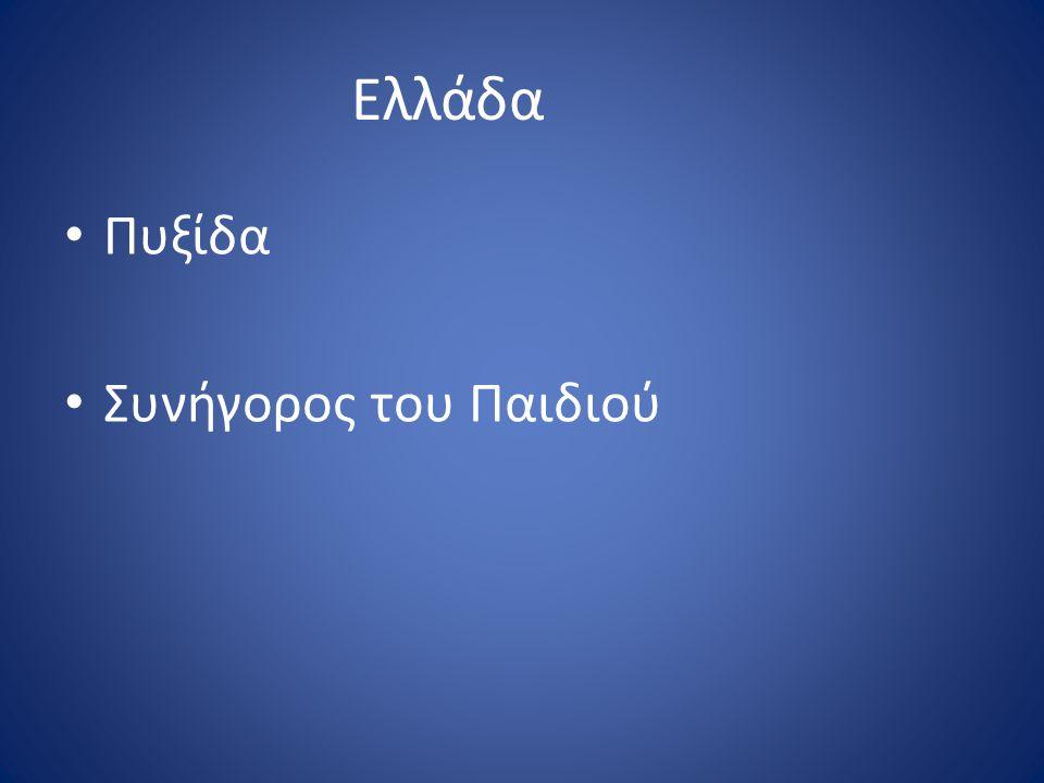 CD για την παρουσίαση των χωρών Ελλάδα