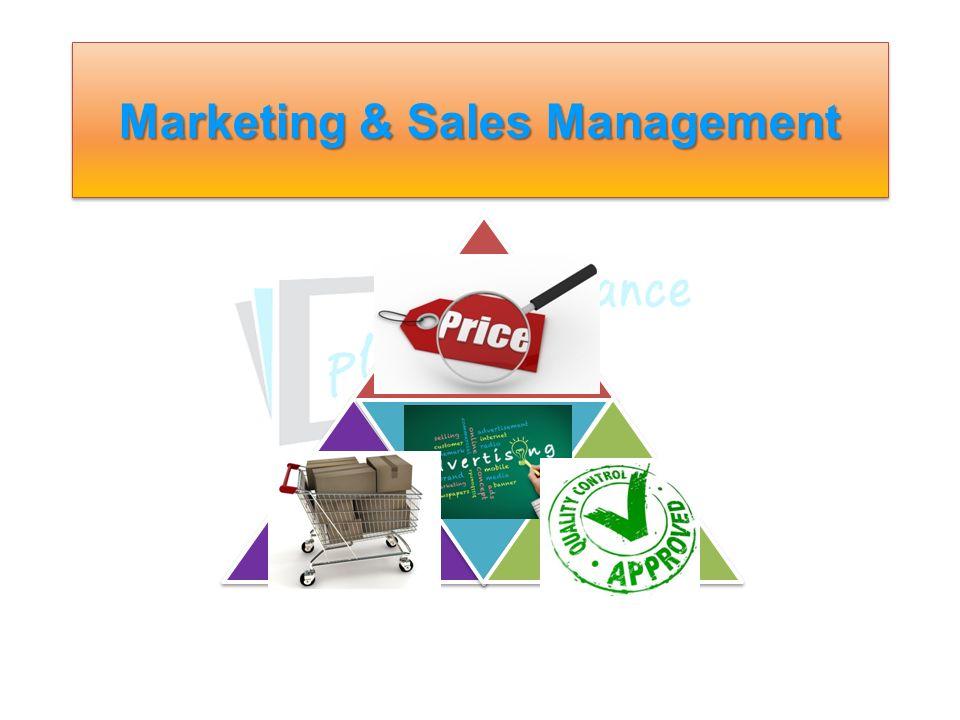 Marketing & Sales Management ΤΙΜΗΠΟΣΟΤΗΤΑ ΔΙΑΦΗΜΙΣΗ ΠΟΙΟΤΗΤΑ
