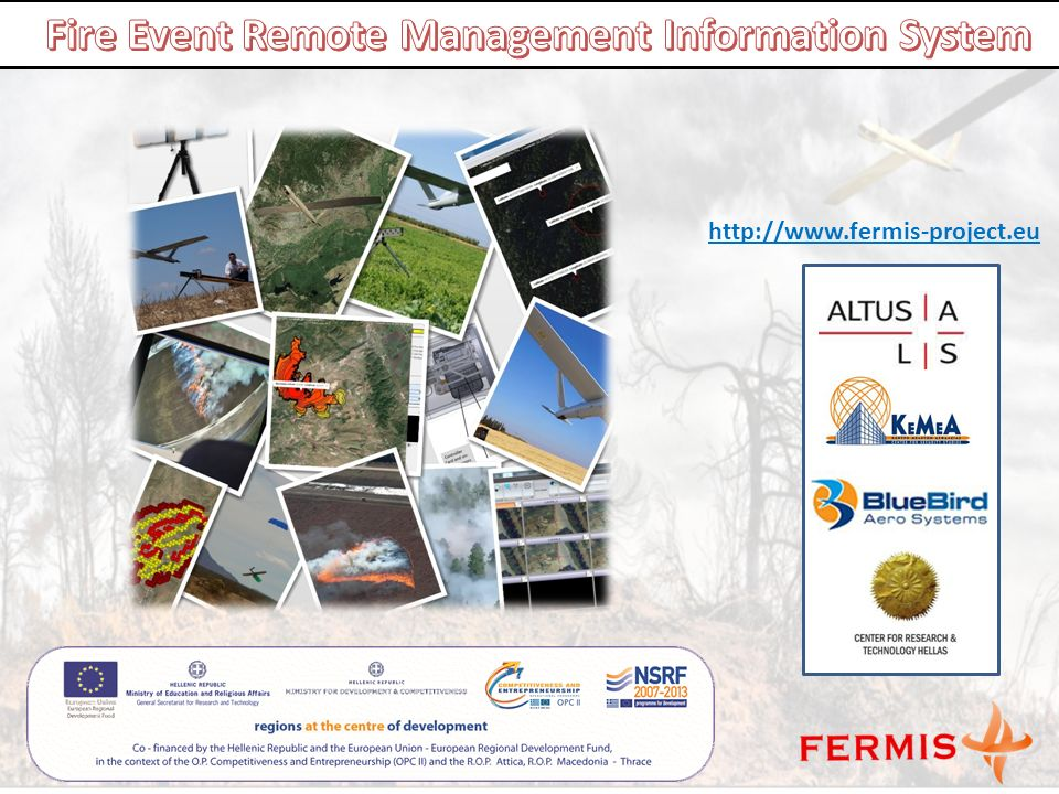Fire Event Remote Management Information System