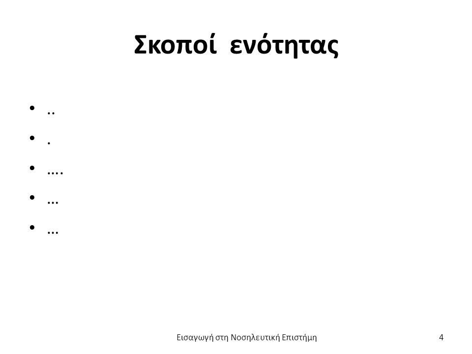 Περιεχόμενα ενότητας  Ορισμός Αρτηριακού Σφυγμού.