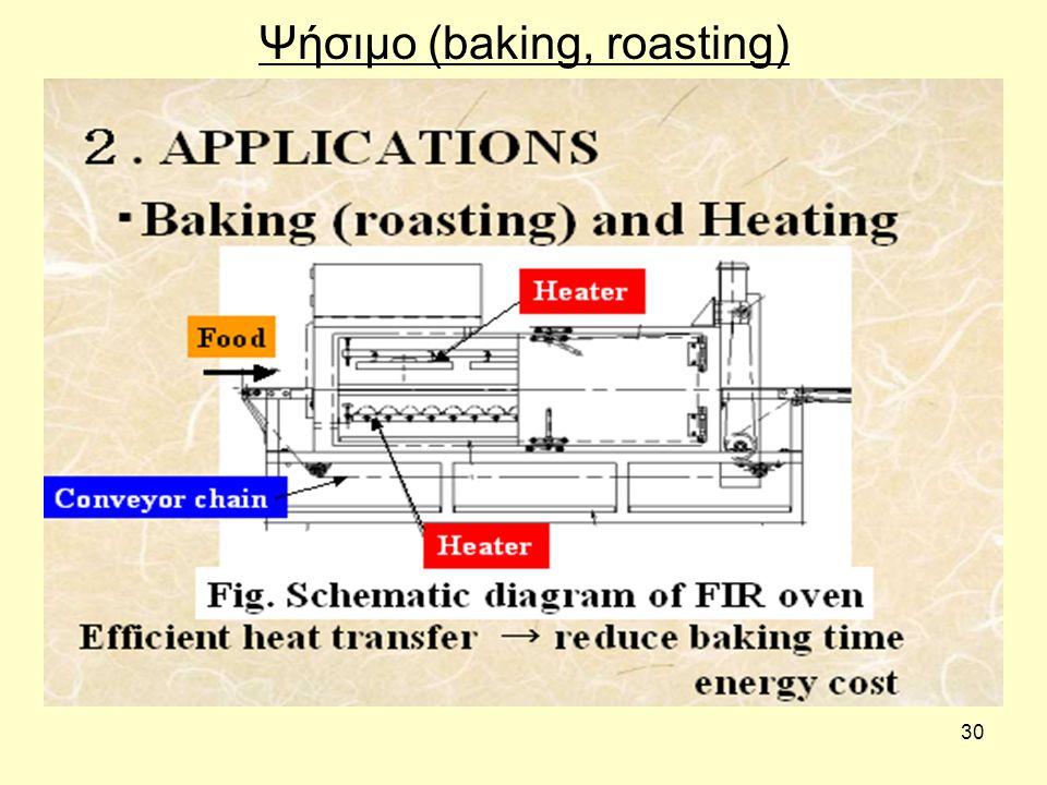 30 Ψήσιμο (baking, roasting)