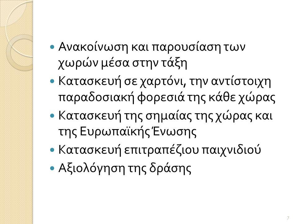 Δημοσίευση - συνέντευξη Ημερήσια τοπική εφημερίδα, ΕΜΠΡΟΣ, (9-3-2012), της Λέσβου είχε εκτενές άρθρο, τόσο των παιδιών, όσο και της δημοσιογράφου 18