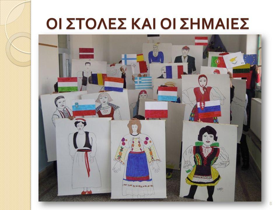 ΣΥΜΠΕΡΑΣΜΑΤΑ Τα παιδιά εργάστηκαν με μεγάλο ενδιαφέρον, το θέμα σχετίζεται με την καθημερινότητα των λαών της ΕΕ Εντοπίστηκαν ομοιότητες και διαφορές, μεταξύ των χωρών και των στολών Αξιοποιήθηκαν με τον καλύτερο τρόπο οι διδακτικές ώρες στην ΚΠΑ, σχετικά με την ΕΕ και την συμμετοχή των παιδιών ως αυριανοί Ευρωπαίοι πολίτες 19