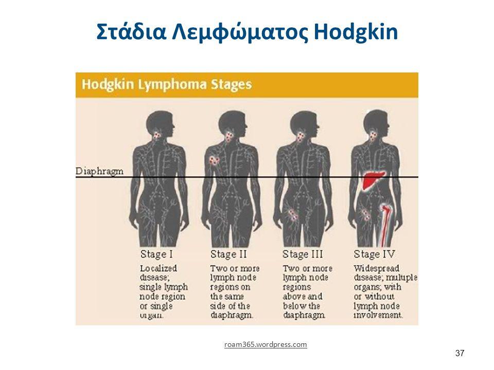 Στάδια Λεμφώματος Hodgkin 37 roam365.wordpress.com