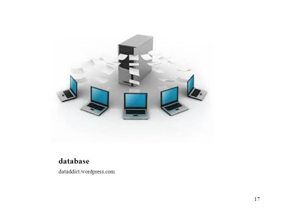 database dataddict.wordpress.com 17