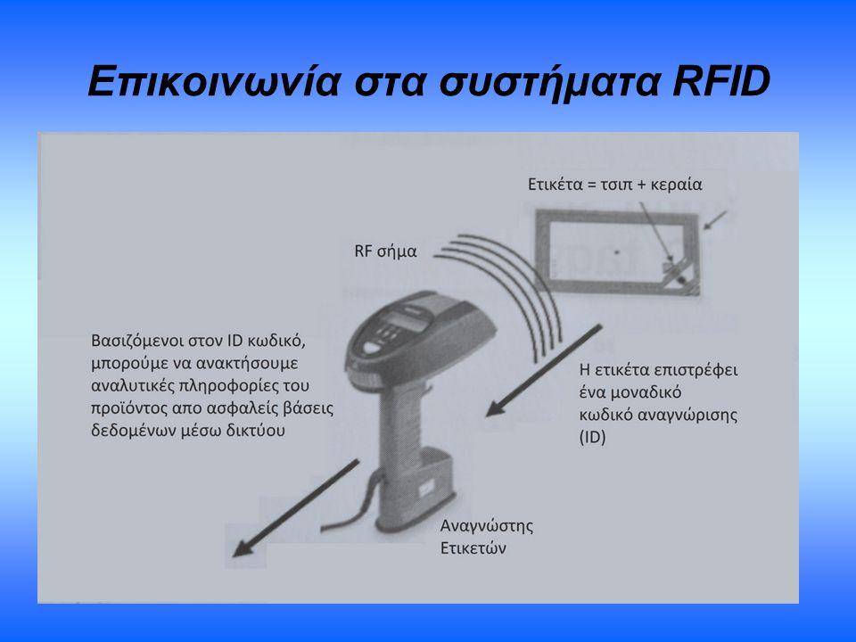Επικοινωνία στα συστήματα RFID