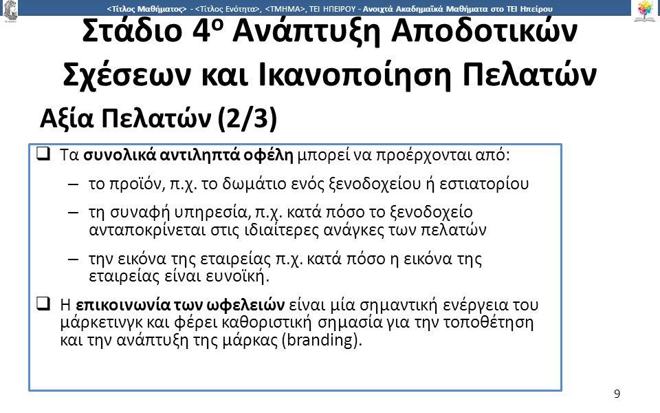 4040 -,, ΤΕΙ ΗΠΕΙΡΟΥ - Ανοιχτά Ακαδημαϊκά Μαθήματα στο ΤΕΙ Ηπείρου ΔΙΑΤΑΡΑΧΕΣ ΦΩΝΗΣ, Ενότητα 0, ΤΜΗΜΑ ΛΟΓΟΘΕΡΑΠΕΙΑΣ, ΤΕΙ ΗΠΕΙΡΟΥ - Ανοιχτά Ακαδημαϊκά Μαθήματα στο ΤΕΙ Ηπείρου 40 Διατήρηση Σημειωμάτων Οποιαδήποτε αναπαραγωγή ή διασκευή του υλικού θα πρέπει να συμπεριλαμβάνει: το Σημείωμα Αναφοράς το Σημείωμα Αδειοδότησης τη Δήλωση Διατήρησης Σημειωμάτων το Σημείωμα Χρήσης Έργων Τρίτων (εφόσον υπάρχει) μαζί με τους συνοδευόμενους υπερσυνδέσμους.