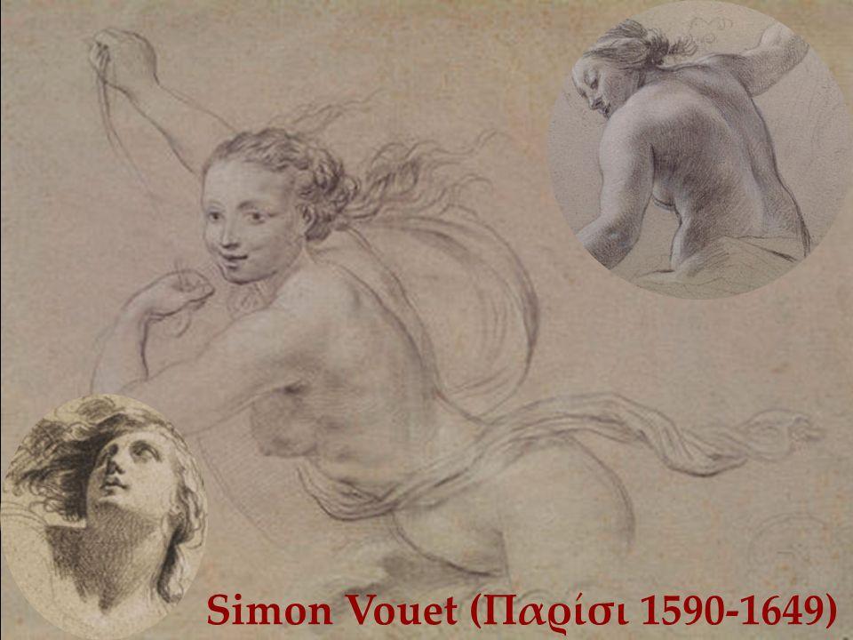 Simon Vouet (Παρίσι 1590-1649)