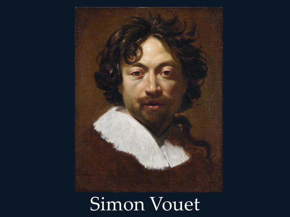 Βιογραφικά στοιχεία Ο Simon Vouet γεννήθηκε στο Παρίσι το 1590, γιος του ζωγράφου Lorrain Vouet.