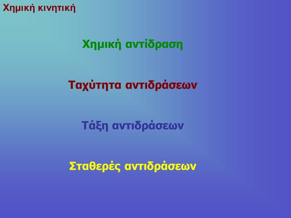 Η κλίση ευθείας μεταξύ δύο σημείων Α(tA, xA) και Β(tΒ, xΒ) ορίζεται ως λ = (xΒ - xA) / (tΒ - tA) Ας κοιτάξουμε μια καμπύλη σε μικροσκόπιο Για μικρά διαστήματα η καμπύλη δεν αλλάζει απότομα και μπορούμε να την θεωρήσουμε ως σύνολο πολύ μικρών ευθύγραμμων τμημάτων.