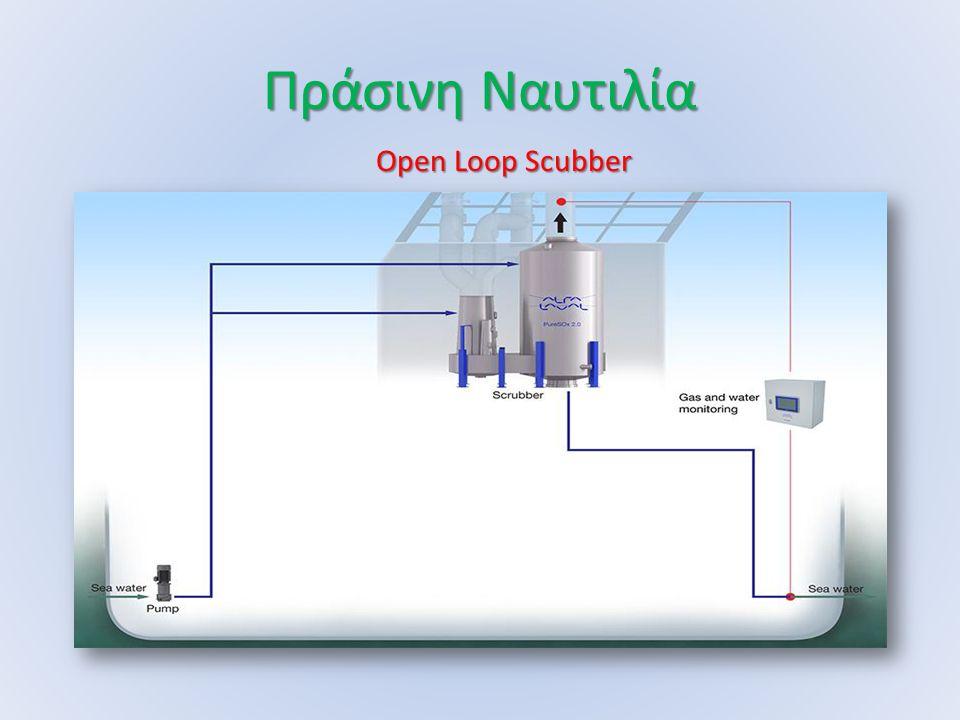 Πράσινη Ναυτιλία Open Loop Scubber