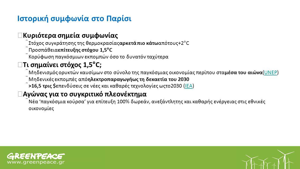 Παράδειγμα (τιμή συμψηφισμού) Οικιακό: 0,13 € Εμπορικό(ΧΤ): 0,11-13 € Εμπορικό(ΜΤ): 0,07-0,08€ Αγροτικό: 0,077 €