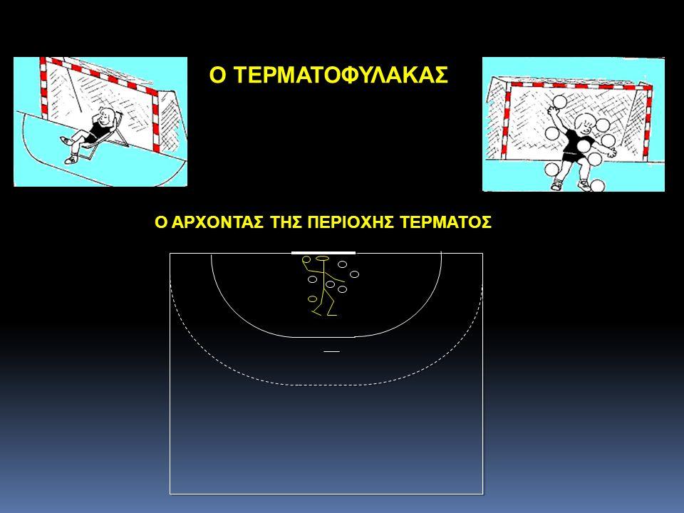 Ο ΤΕΡΜΑΤΟΦΥΛΑΚΑΣ Ο ΑΡΧΟΝΤΑΣ ΤΗΣ ΠΕΡΙΟΧΗΣ ΤΕΡΜΑΤΟΣ