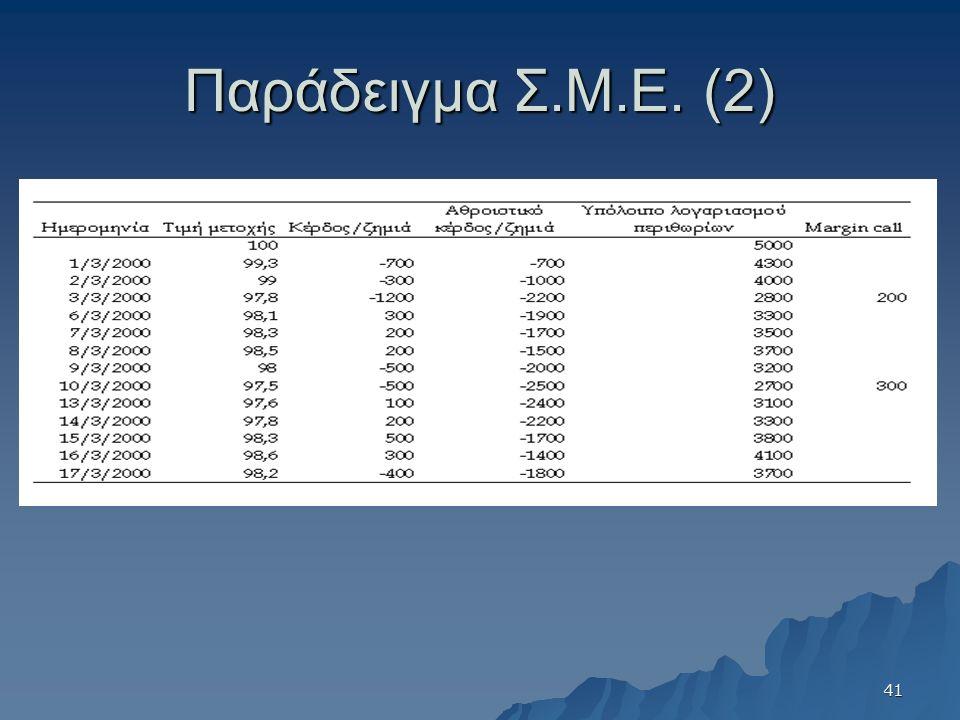 Παράδειγμα Σ.Μ.Ε. (2) 41