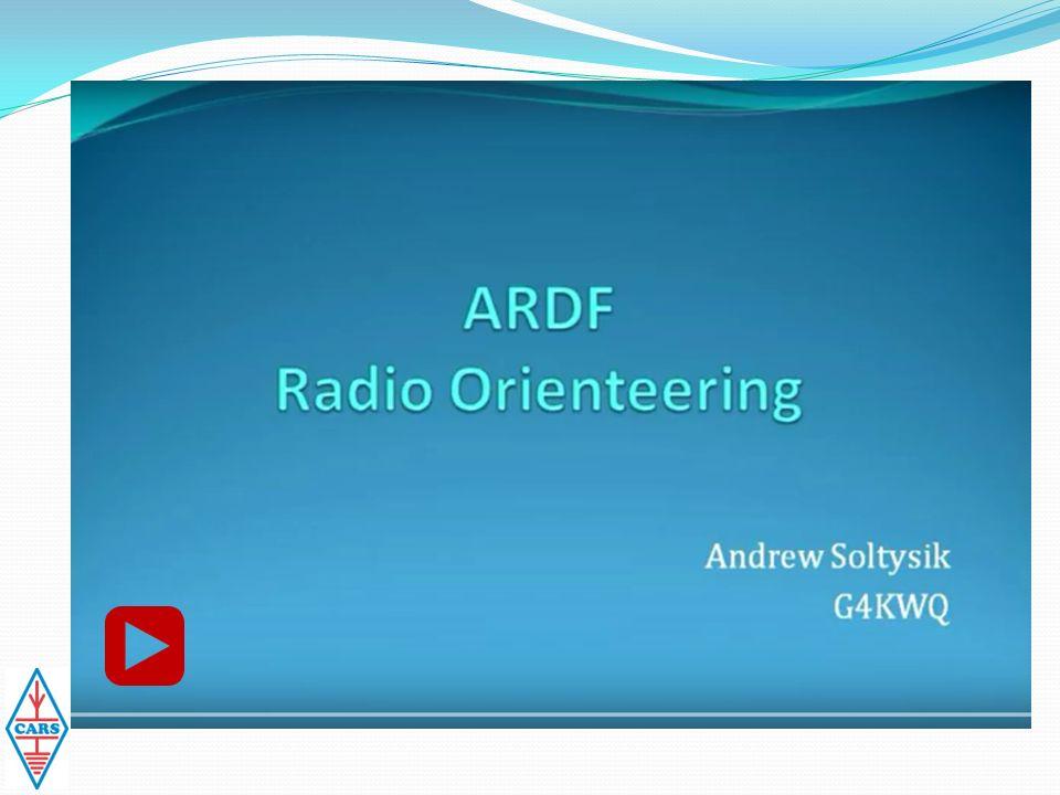 Radio Orienteering - ARDF sport