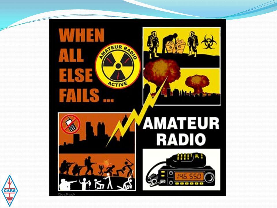 Γιατί ο ραδιοερασιτεχνισμός;