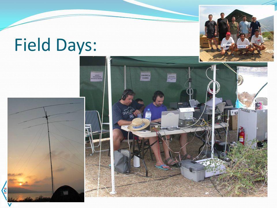Field Days: