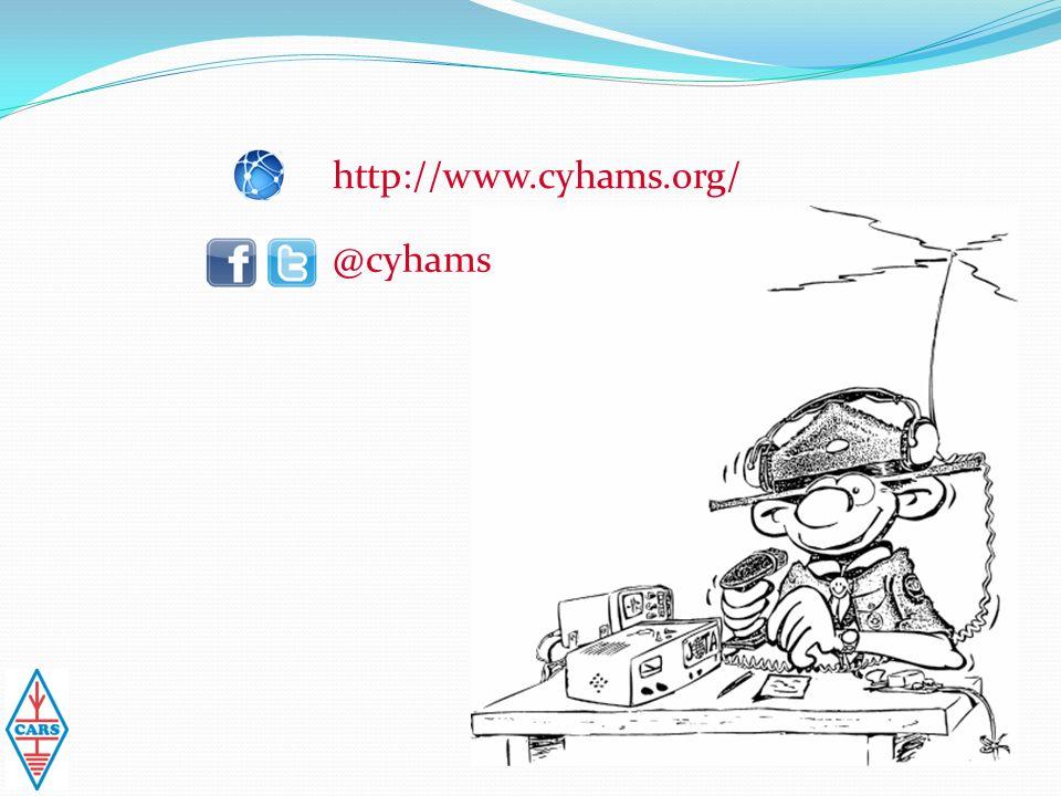 http://www.cyhams.org/ @cyhams
