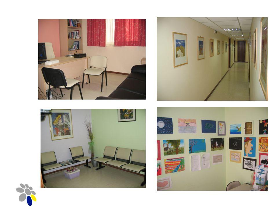  Λειτουργεί από τον Οκτώβριο 2006  Πάνω από 70.000 επισκέψεις (8.000 έφηβοι)  600 επισκέψεις μηνιαίως  Ιατροπαιδαγωγικό κέντρο (Φεβρουάριος, 2013)