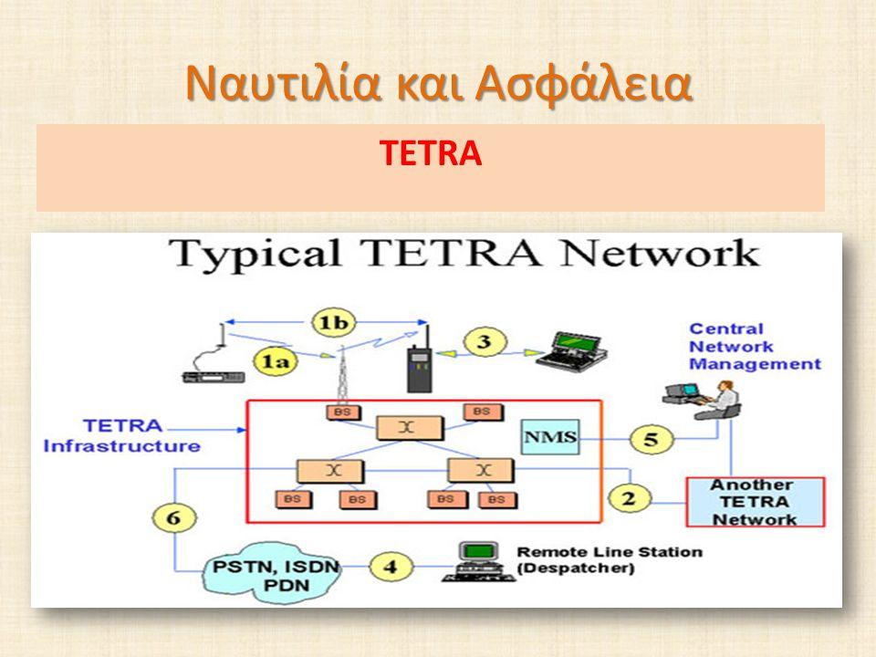 Ναυτιλία και Ασφάλεια TETRA
