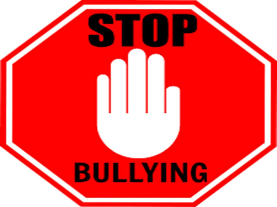 ANTI – BULLYING MESSAGES